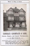 Charles Chandler & Sons in Oxted 1904