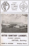 Oxted Sanitary Laundry in nearby Hurst Green